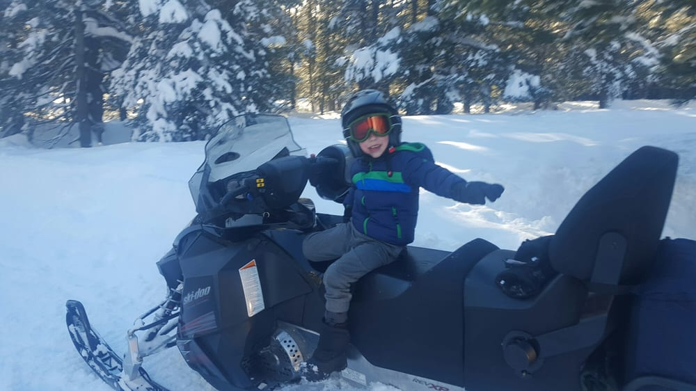 Bear Valley Snowmobile: 132 Bear Valley Rd, Bear Valley, CA