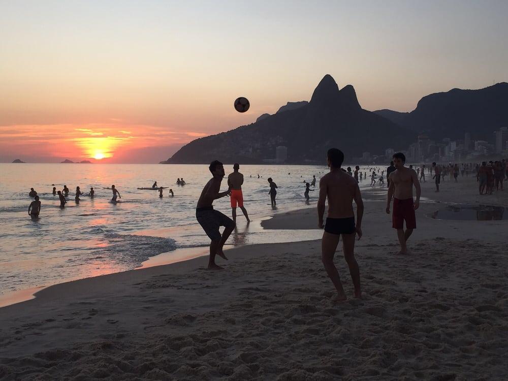 Praia de Ipanema