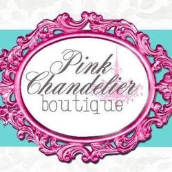Photo Of Pink Chandelier Boutique
