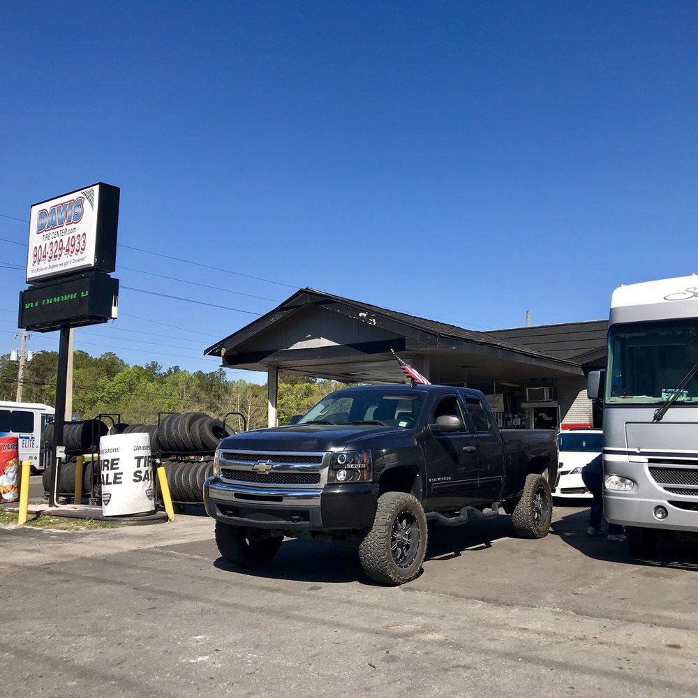 Davis Tire Center: 5971 W Beaver St, Jacksonville, FL