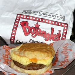 Photo Of Bojangles En Biscuits Louisburg Nc United States A Bojangle S