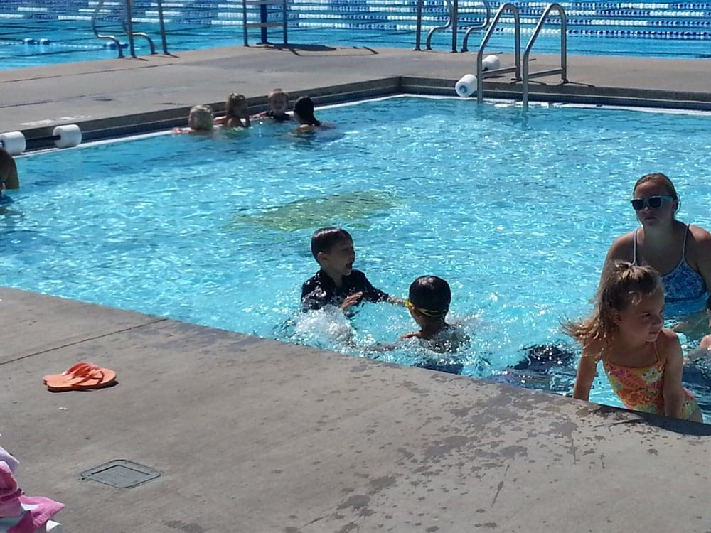 Thomas A Soetaert Aquatic Center Swimming Pools 13805