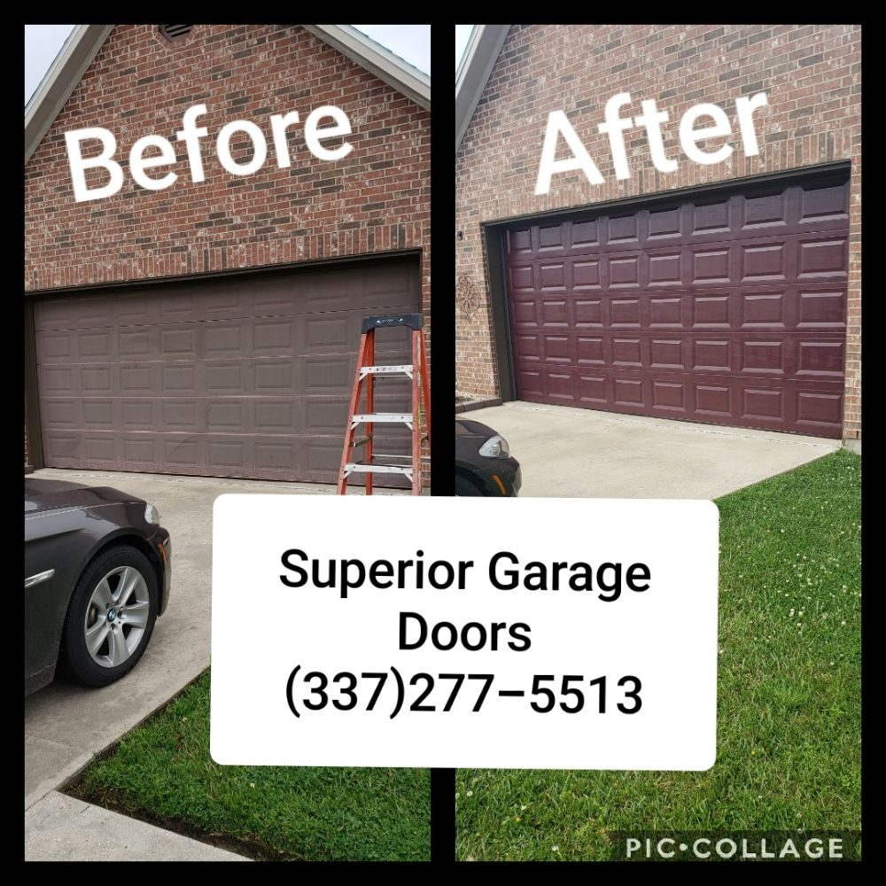 Superior Garage Doors: Rayne, LA