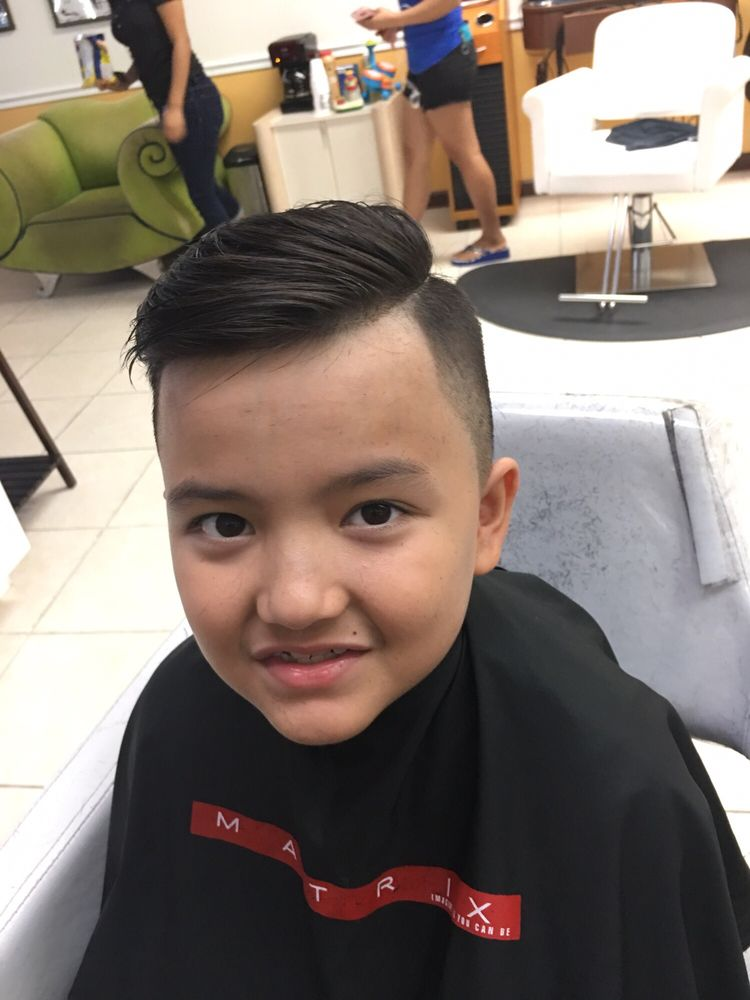 Photos For Mylin Ivan Haircuts And More Yelp