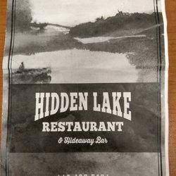 Photo Of Hidden Lake Motel Warsaw Mo United States Menu