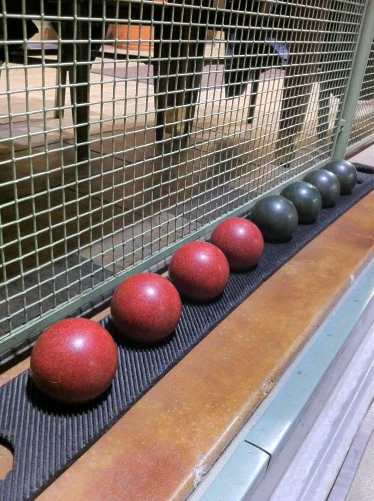 Bocce Balls 252 Yelp
