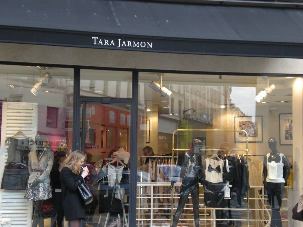 tara jarmon mode 51 rue passy auteuil paris frankrig telefonnummer yelp. Black Bedroom Furniture Sets. Home Design Ideas