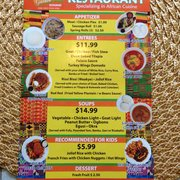 Garden City Restaurant 19 Photos 20 Reviews African 985