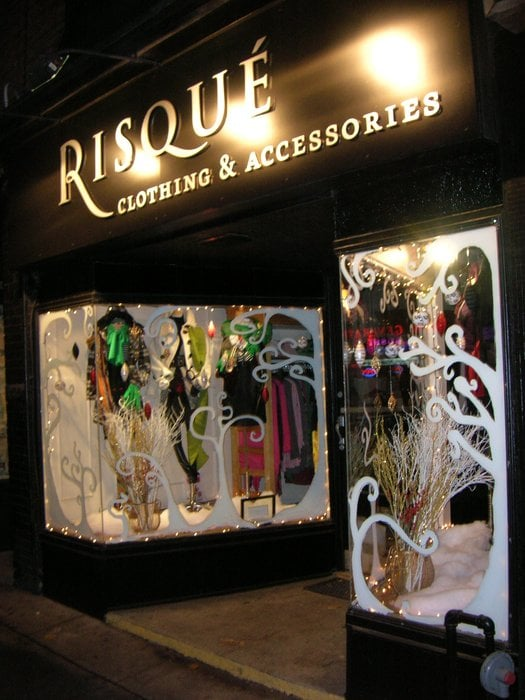 Risque Clothing