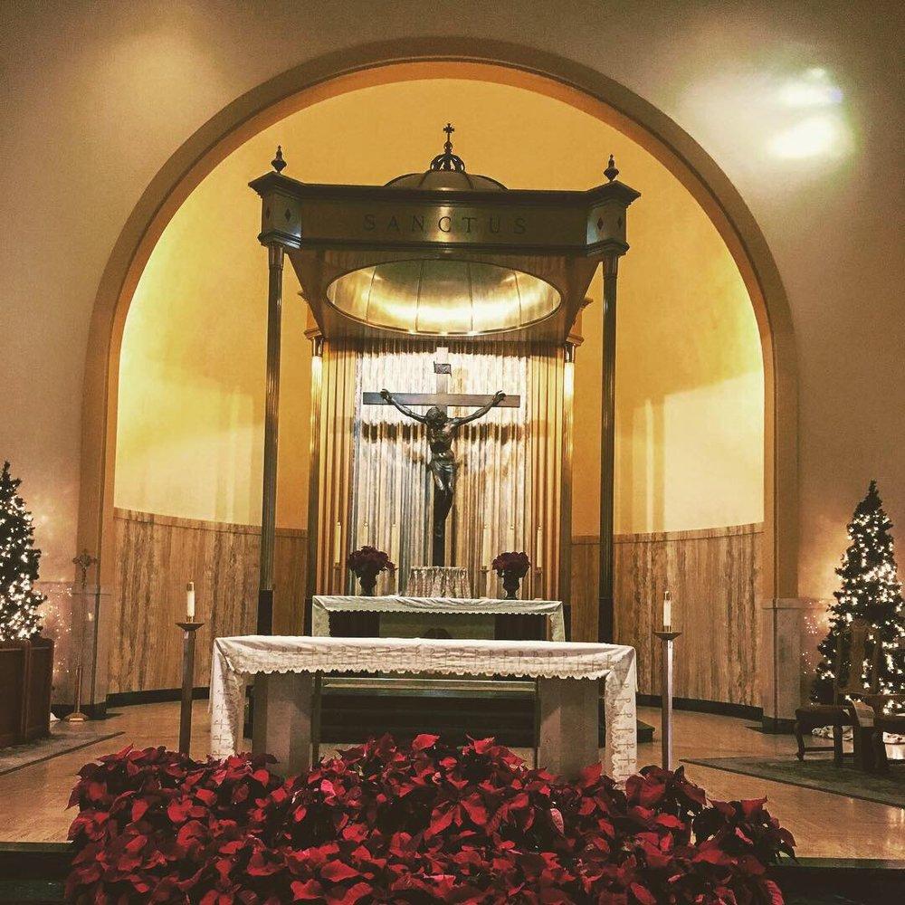 Saint Peter & Paul Catholic Church: 1946 E Lee St, Tucson, AZ