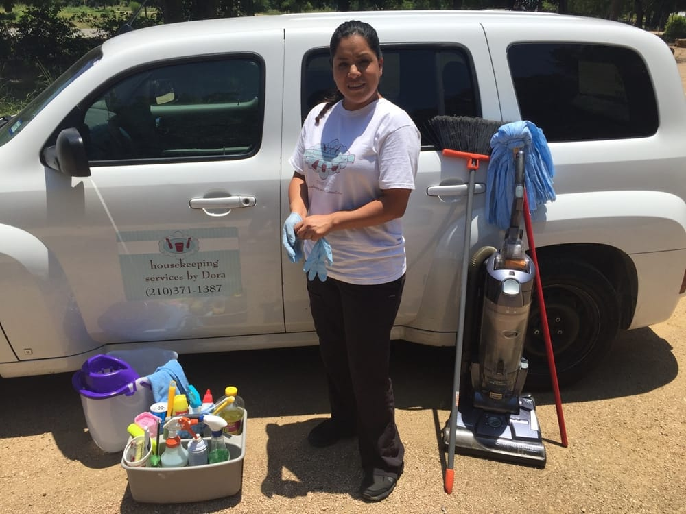 Housekeeping Services by Dora