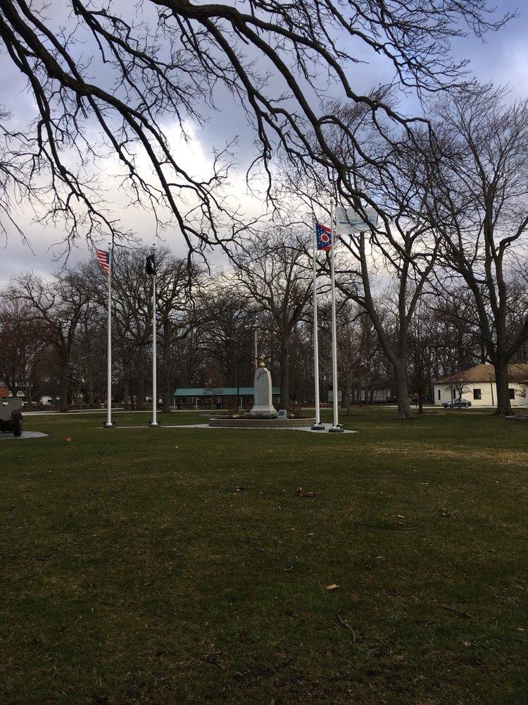 City Park: 520 Conneaut Ave, Bowling Green, OH