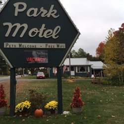 Photo Of Park Motel And Cabins Tupper Lake Ny