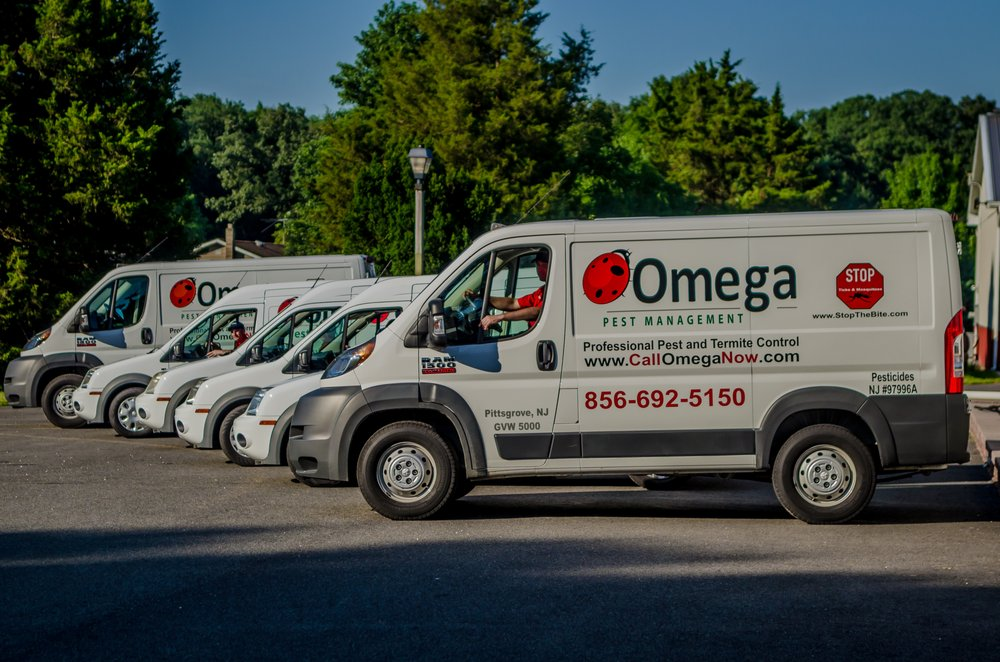 Omega Pest Management: Pittsgove, NJ