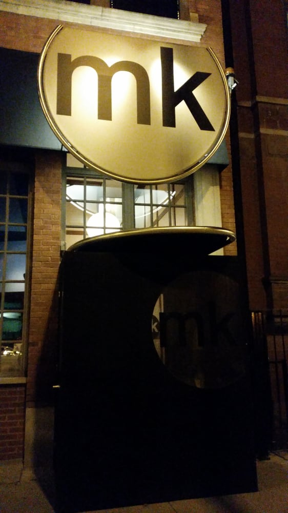 Mk The Restaurant Chicago Il