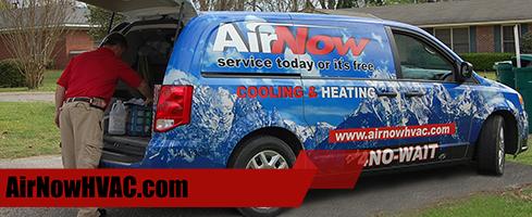 AirNow Cooling & Heating: 3481 Main St, Millbrook, AL