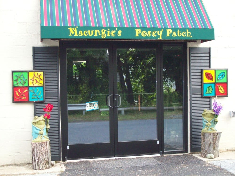 Macungie's Posey Patch: 142 W Main St, Macungie, PA