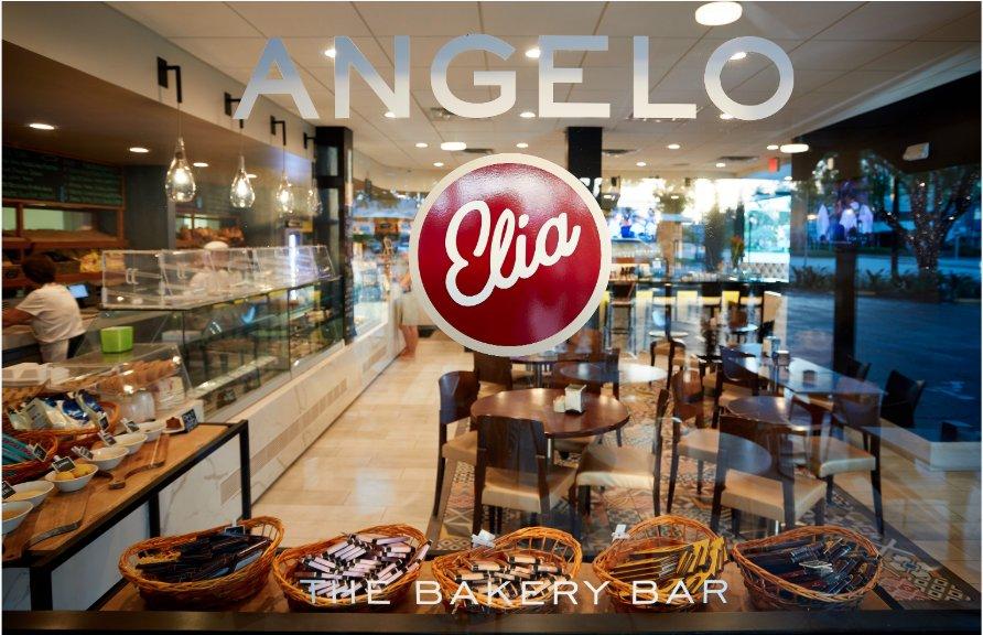 Angelo Elia The Bakery Bar