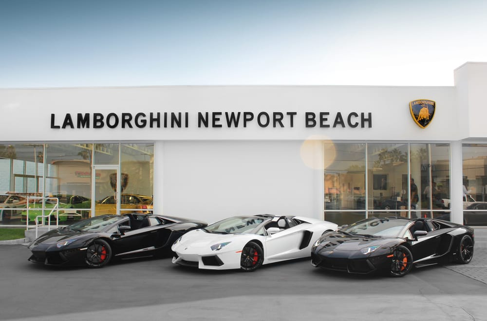 Lamborghini Newport Beach Photos Reviews Car Dealers - Lamborghini newport beach car show 2018
