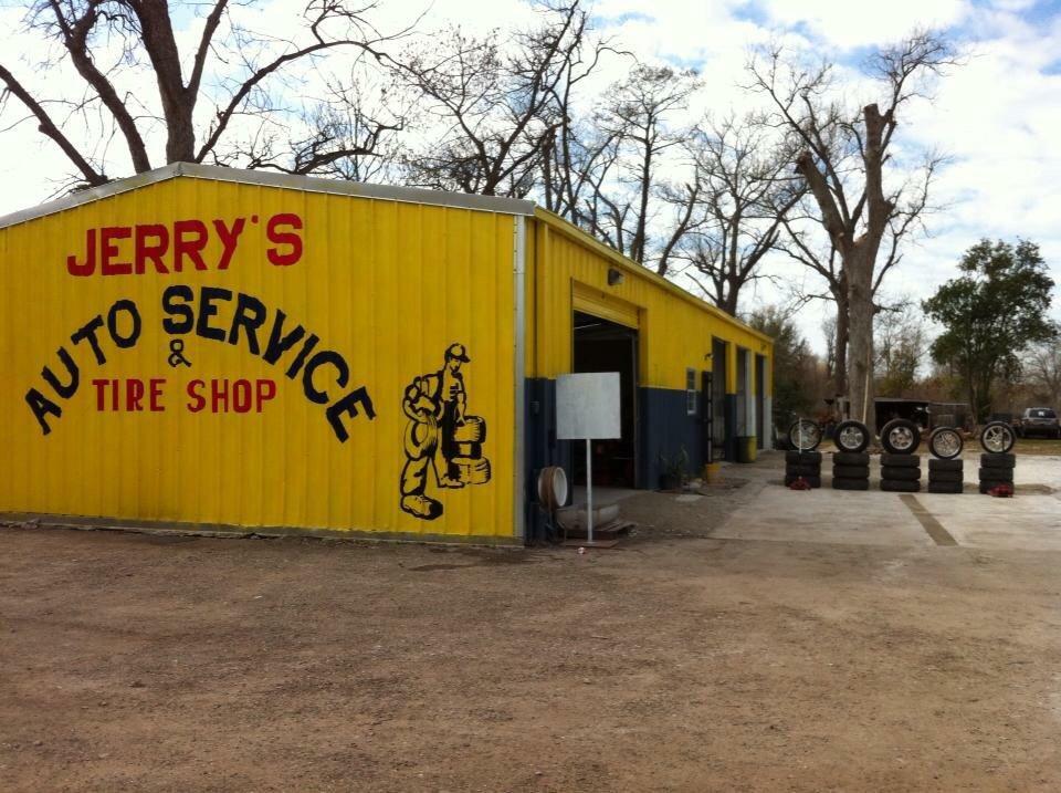 Jerry's Auto Service & Tire Shop: 10325 Airline Dr, Houston, TX