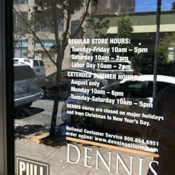 DENNIS Uniform - San Francisco - 21 Reviews - Uniforms - 590