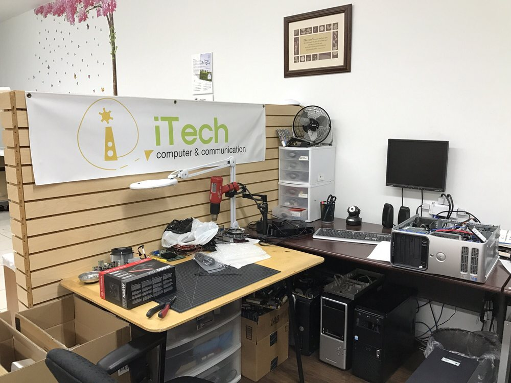 iTech Computer: 7865 Commonwealth Ave, Buena Park, CA
