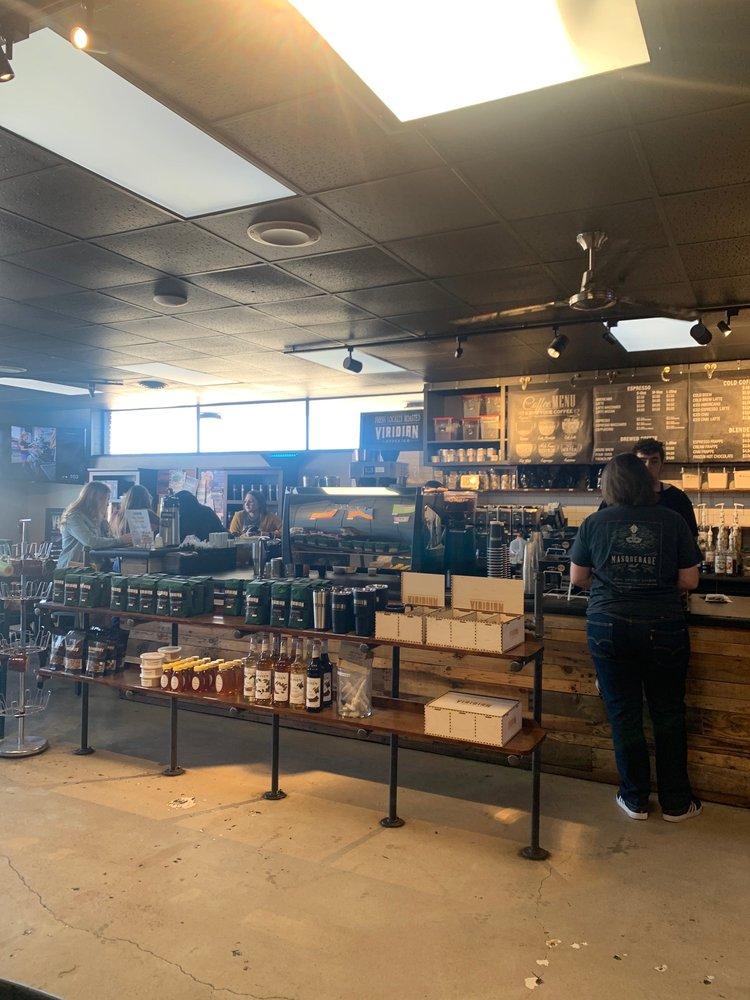 Viridian Coffee: 1460 W Main St, Duncan, OK