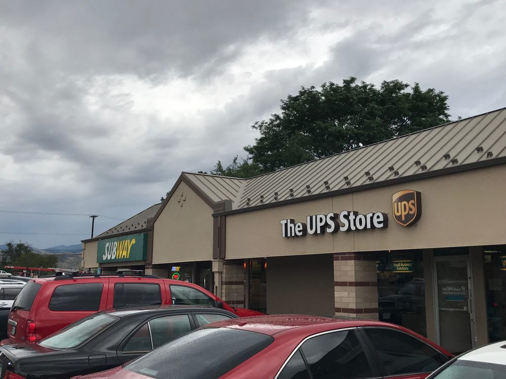 The UPS Store: 3440 Youngfield St, Wheat Ridge, CO