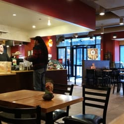 Native Foods Cafe Chicago Clark St