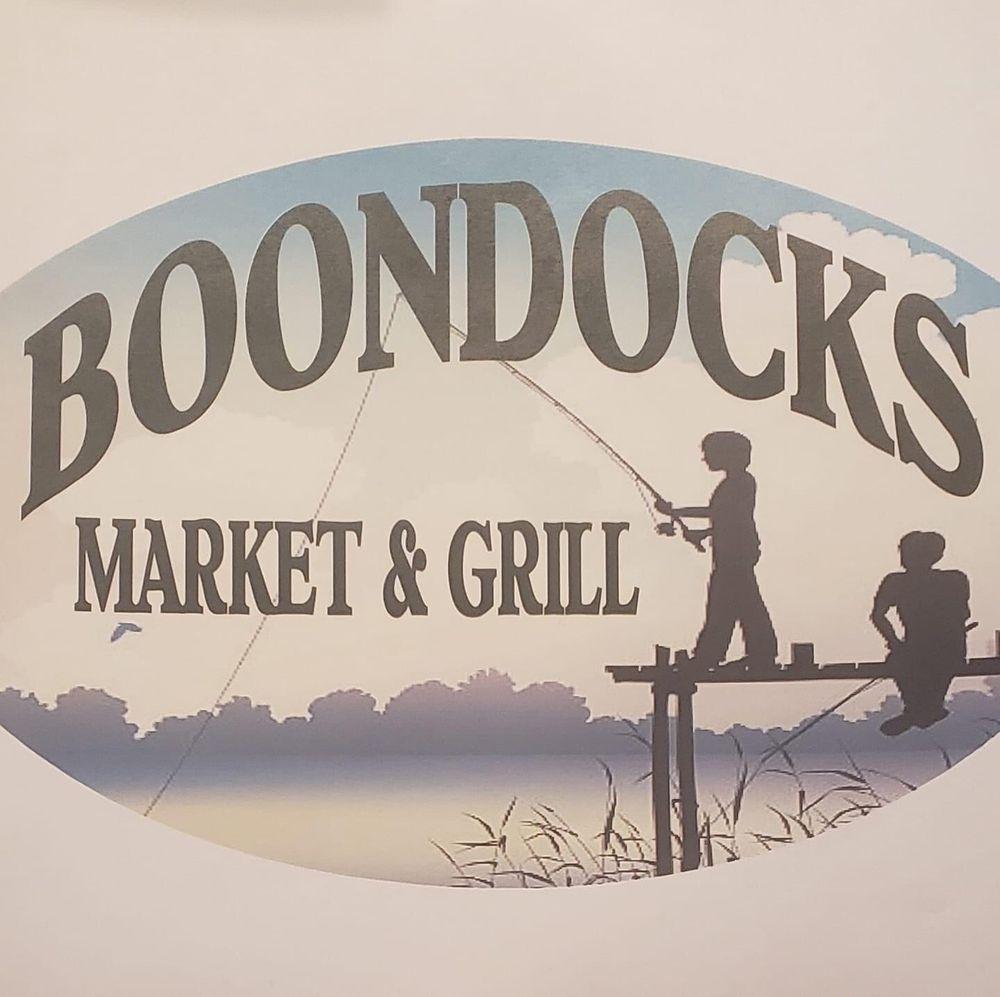 Boondocks Market and Grill: 4873 Pleasant Mills Rd, Batsto, NJ