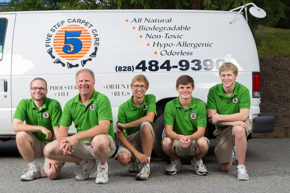 Five Step Carpet Care: 22 Piney Park Rd, Asheville, NC