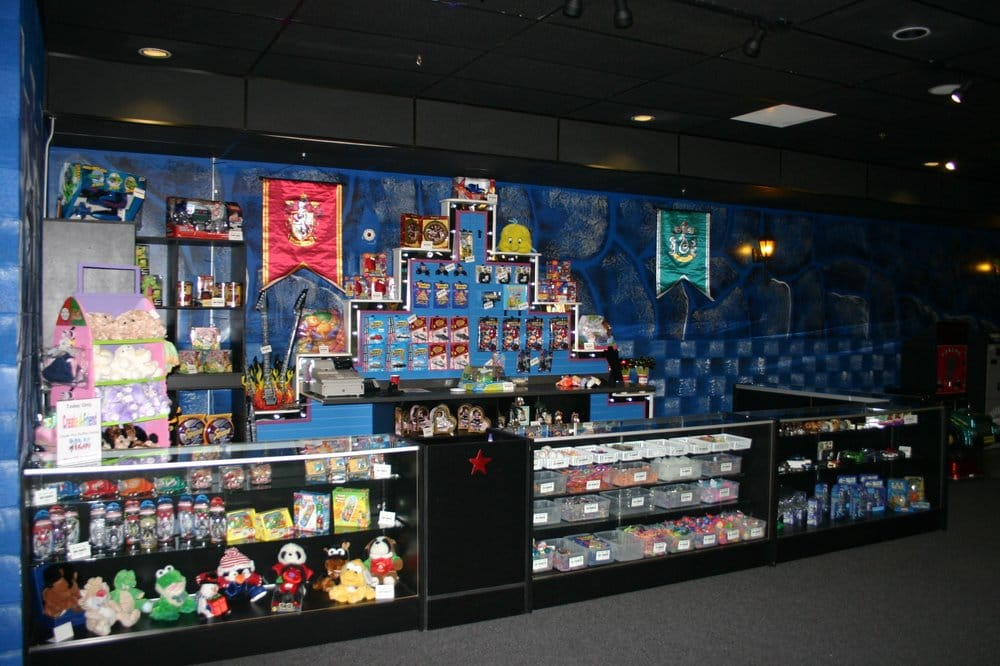 Prize Counter For The Redemption Arcade Yelp