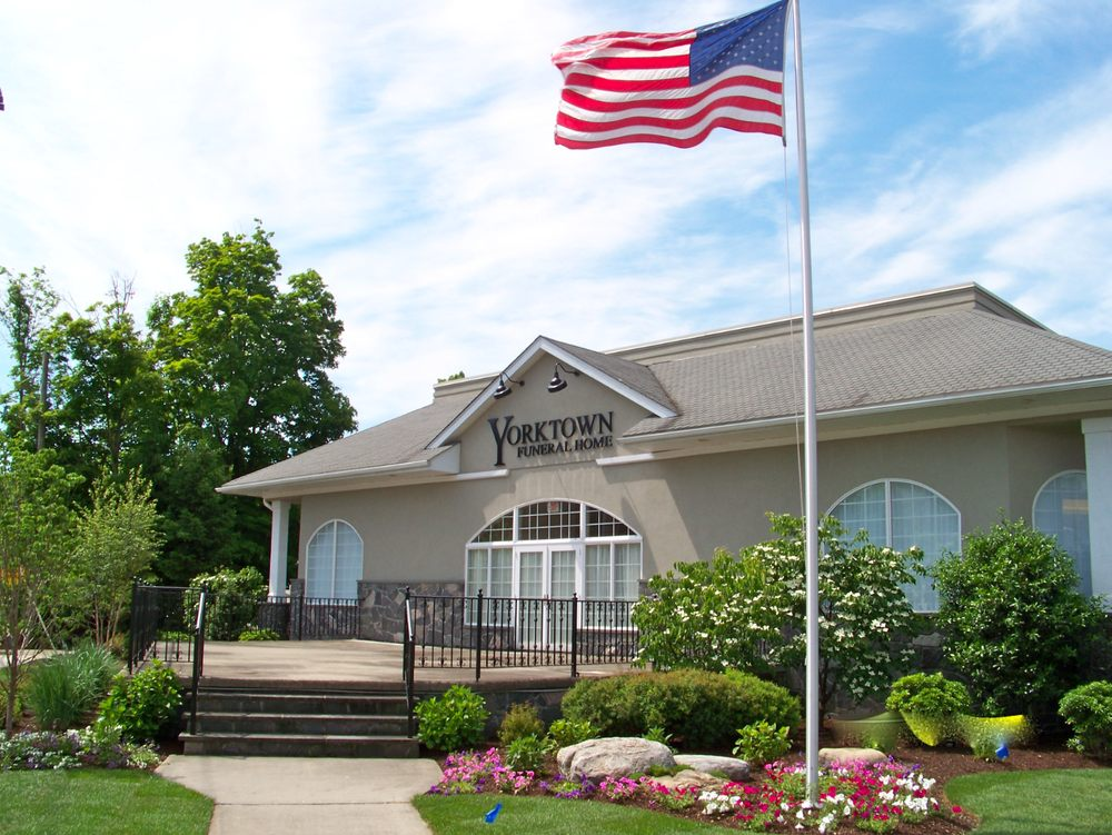 Yorktown Funeral Home Shrub Oak Ny