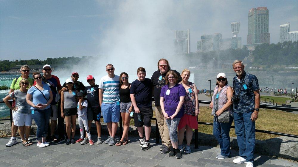 Over the Falls Tours: 8888 Porter Rd, Niagara Falls, NY