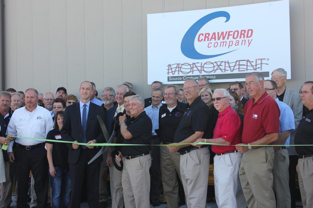 Crawford Company: 1306 Mill St, Rock Island, IL