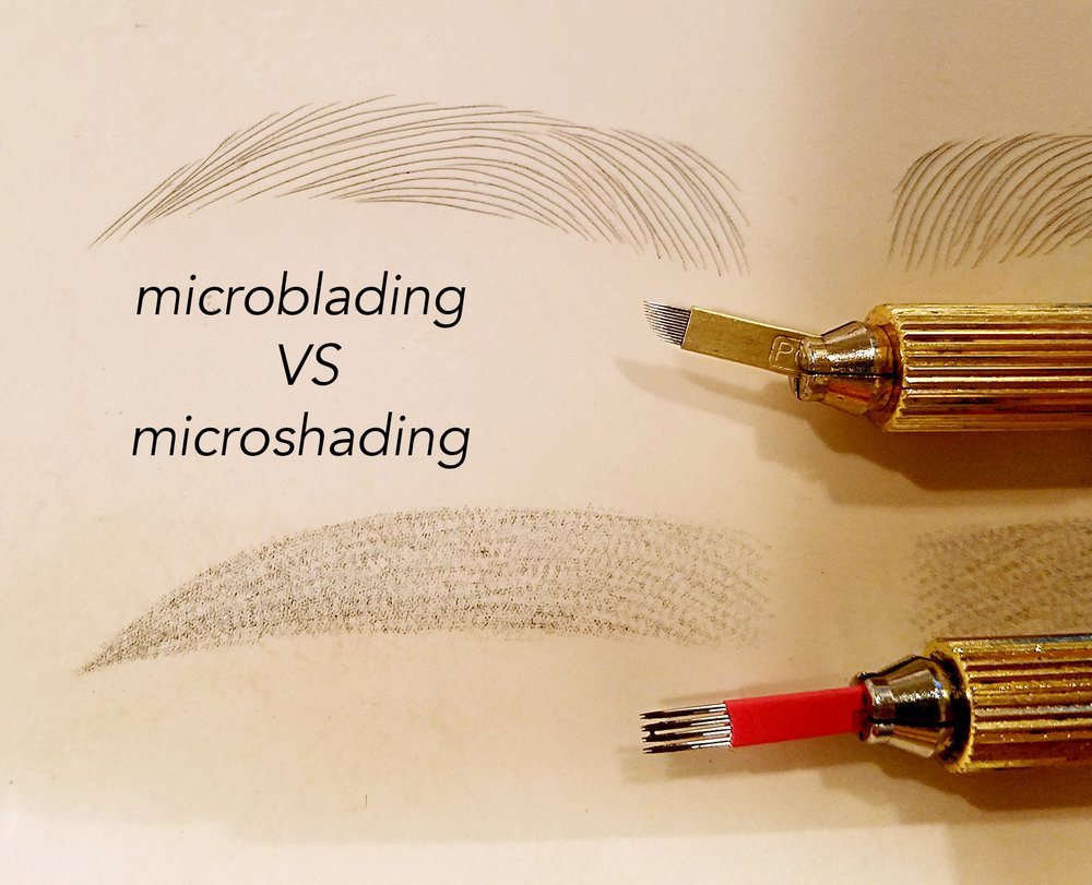 Microblading Microshading Private Training Available