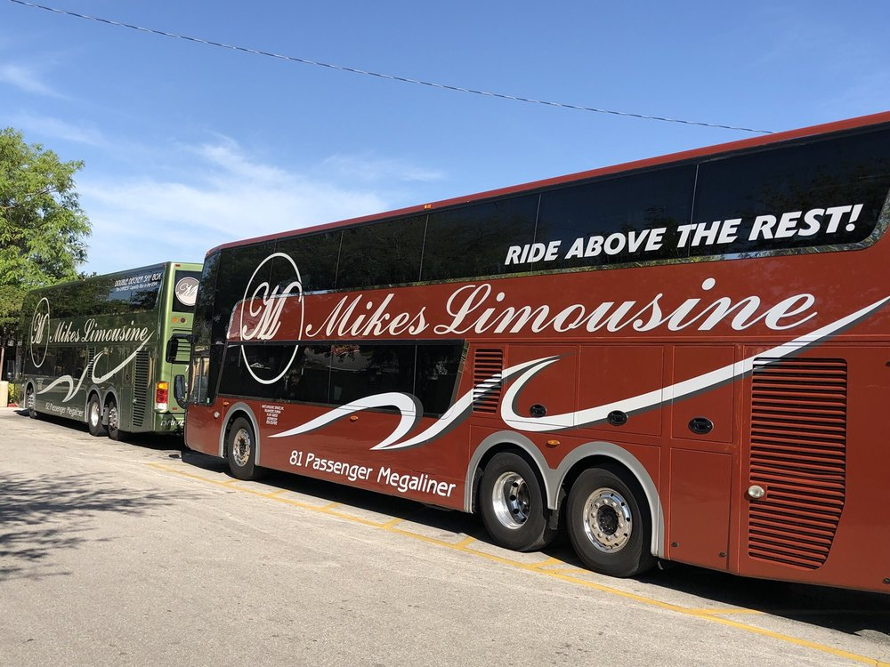 Mike's Limousine Service Tallahassee: 3109 W Tennessee St, Tallahassee, FL