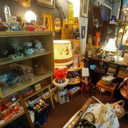 Downtown Flea Market Oddities Antiques Used Vintage