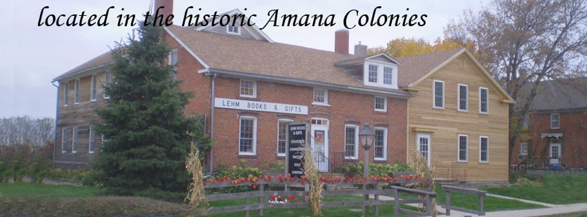 Lehm Books & Gifts: 4536 220th Trl, Amana, IA