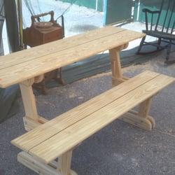 Bon Photo Of North Carolina Woodworks   New Bern, NC, United States.  Multipurpose Bench