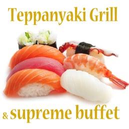 Teppanyaki grill and buffet coupons