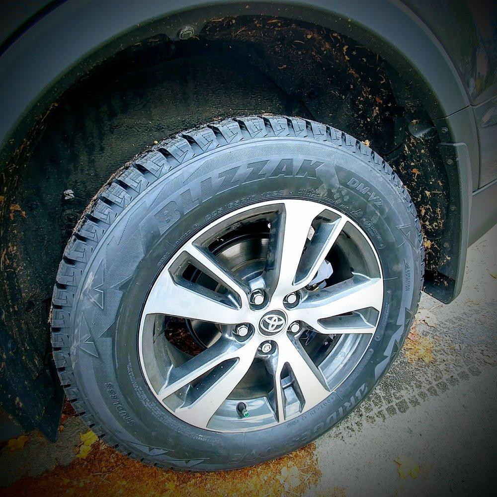 Winter Tires Vancouver >> Bridgestone Blizzak Dm V2 Winter Tires Yelp