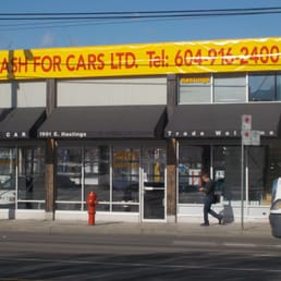 Cash For Cars Vancouver >> Cash For Cars 13 Photos Car Dealers 1901 E Hastings Street