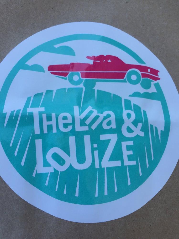 Thelma & Louize: 204 Main St, Bandera, TX