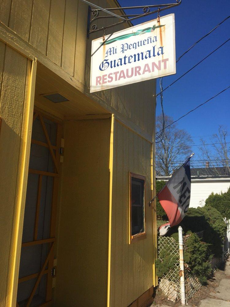 Mi Pequeña Guatemala Restaurant: 169 Pine St, Attleboro, MA