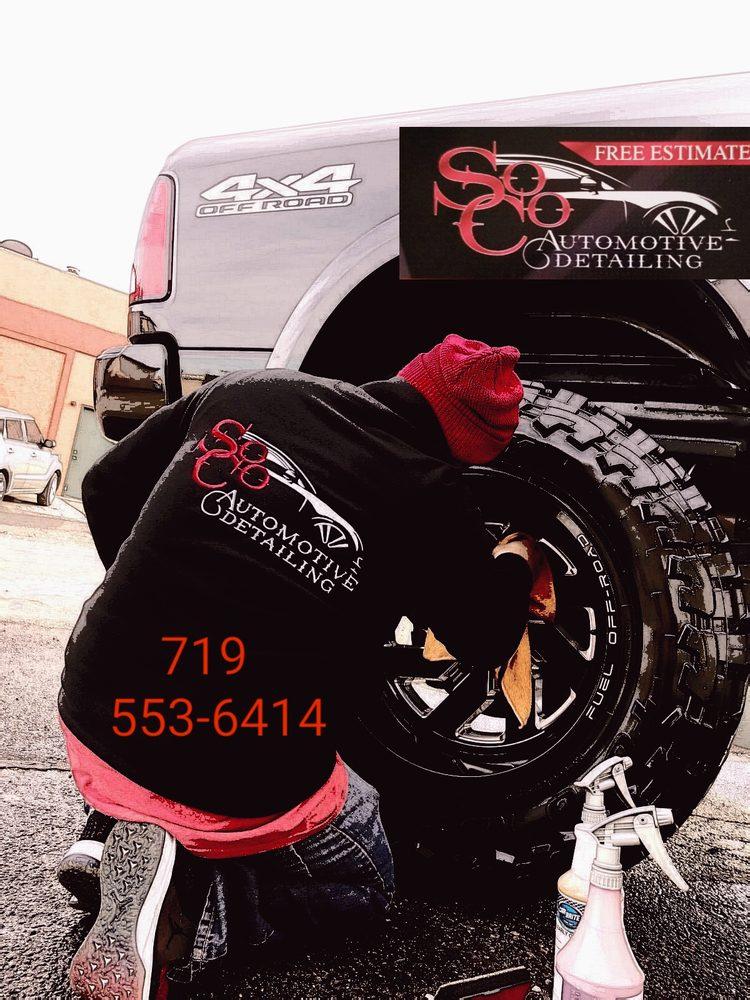 SoCo Automotive Detailing: 2403 Thatcher Ave, Pueblo, CO