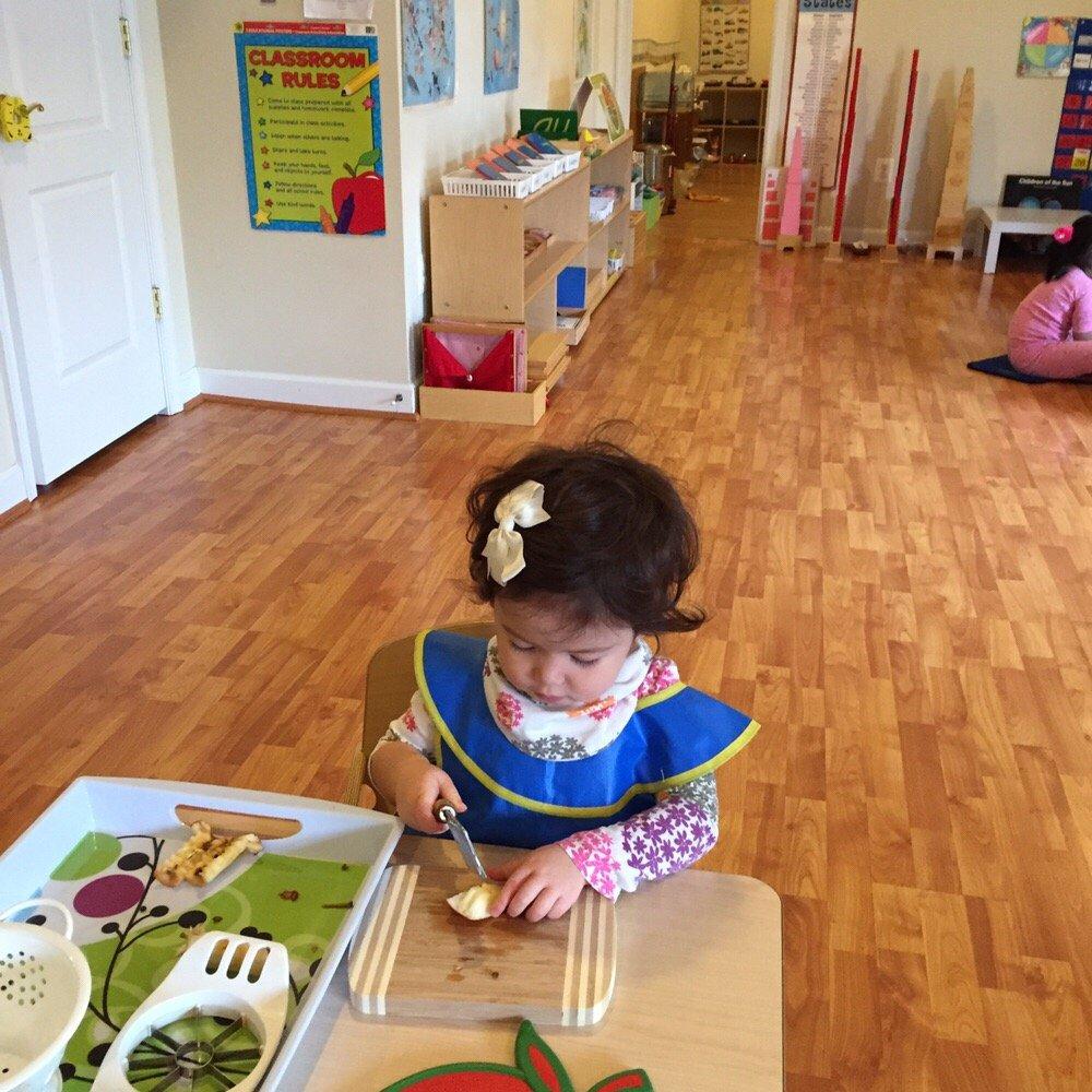 Clarksburg Little Steps Montessori: 23136 Timber Creek Ln, Clarksburg, MD