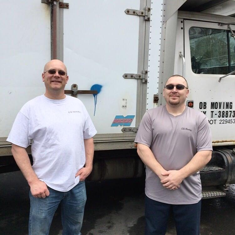 OB Moving: Freeville, NY