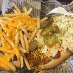 Alottadog Hot Dogs 17 E Center St Madisonville Ky Restaurant