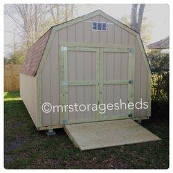 Photo Of Mr. Storage Sheds   Houston, TX, United States. Mini Barn